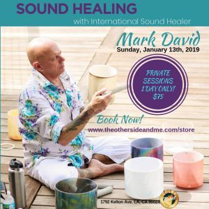 Private Sound Bath Healing