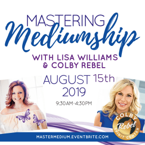 Mastering Mediumship Lisa Williams