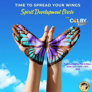 Spirit Development Circle November
