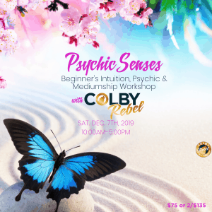Psychic Senses Workshop
